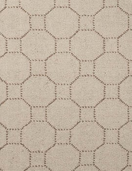 Piazza Taupe Natural Wool Loom-Hooked Rug_049FEAT