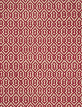 Rug-Deerfield-red-taupe thumb 2