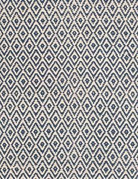 Shelbourne Eco Cotton Rug – Indigo_Natural_001FEAT