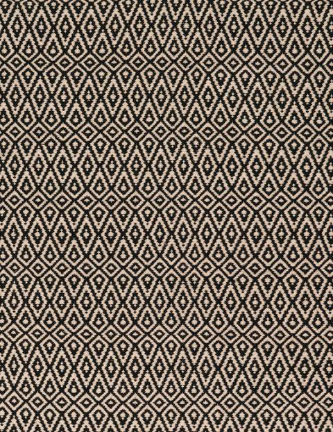 hope black-white flatweave eco cotton [410P] thumb