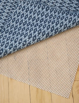 Non-Skid Natural Rubber Rug Pad - 8' x 10'