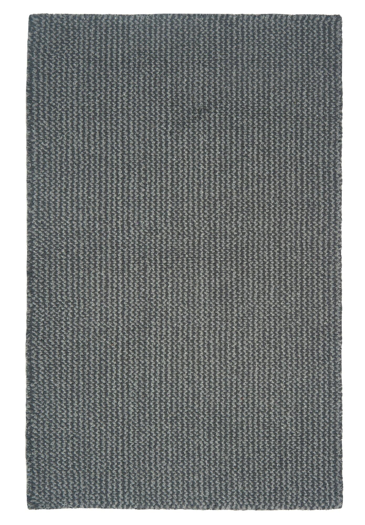 Crossweave Grey Eco Cotton Loom Hooked Rug Hook Amp Loom