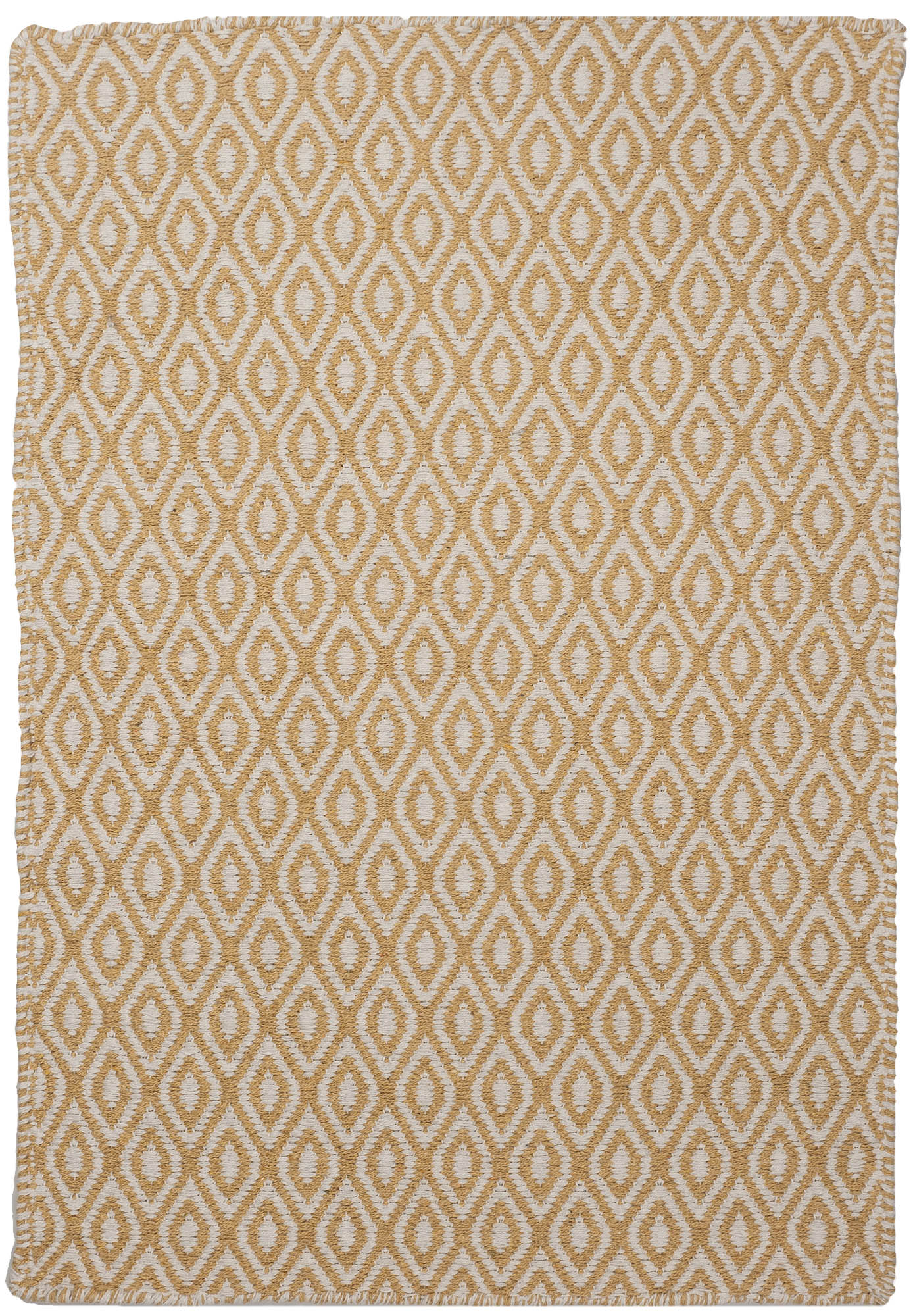 Chelsea Eco Cotton Rug U2013 Yellow White _022; Chelsea ...