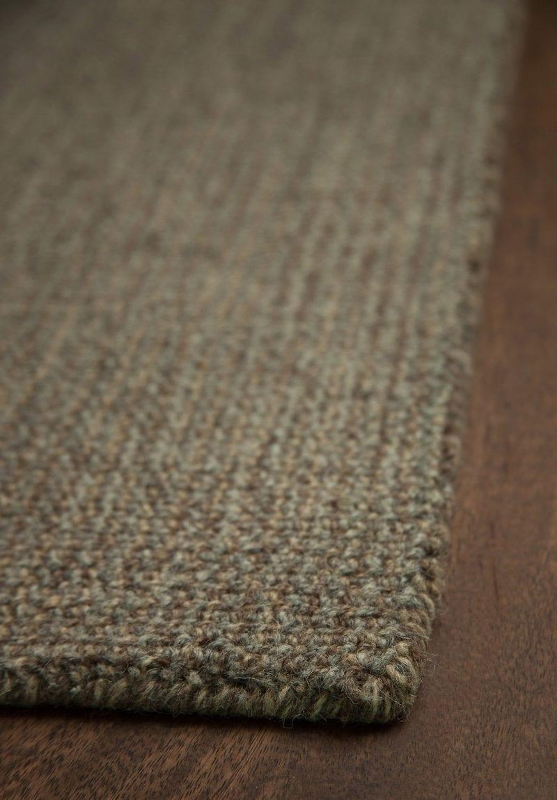 Cheshire Natural Wool Loom Hooked Rug Hook Amp Loom