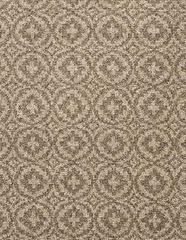 Drysdale Natural Wool Loom Hooked Rug