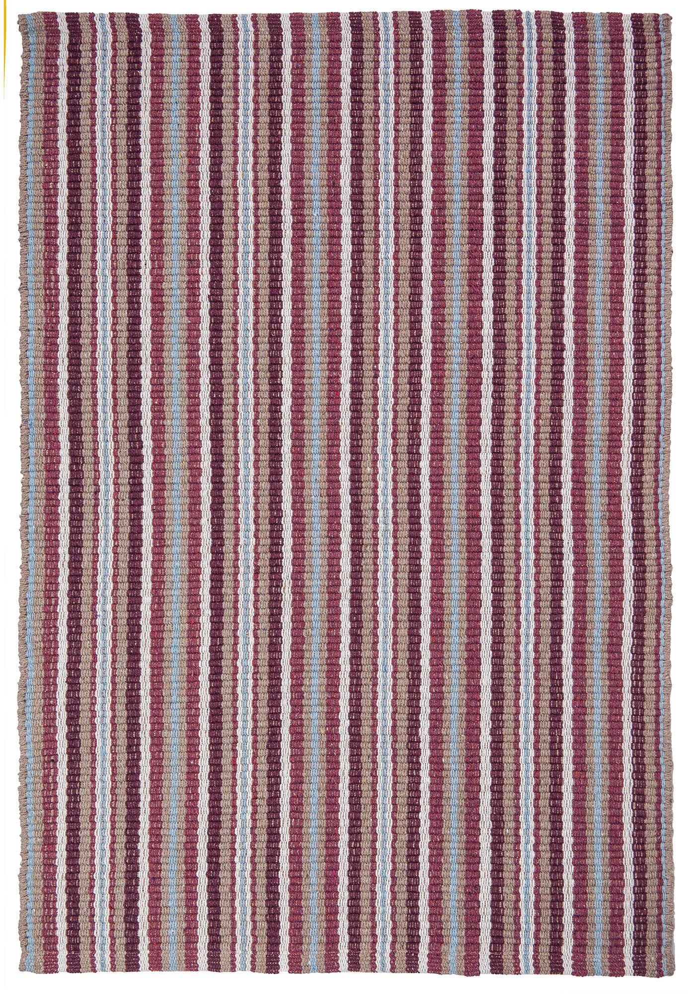 Sedona Stripe Eco Cotton Rug Hook Amp Loom