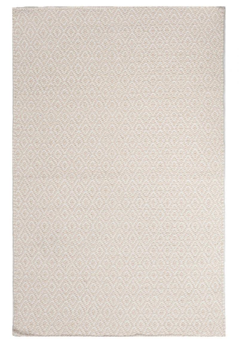 Shelbourne Eco Cotton Rug Natural White