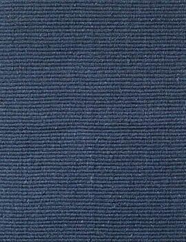 Solid Navy Blue Flatweave Eco Cotton Rug Hook Amp Loom